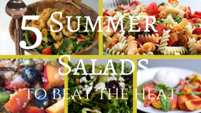 You're Winning with these 5 Summer Salads