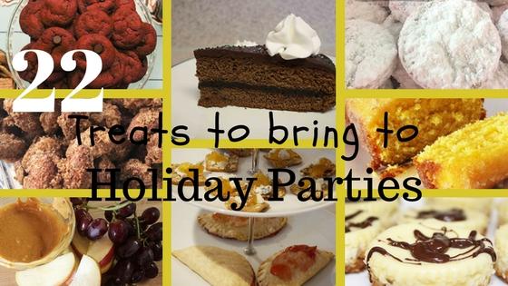 22 Holiday Treats