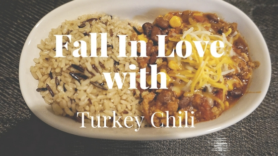 Fall In Love with Turkey Chili