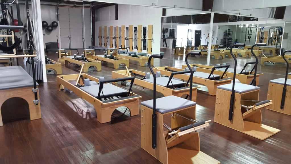 Pilates Reformer Gym at Elite Core