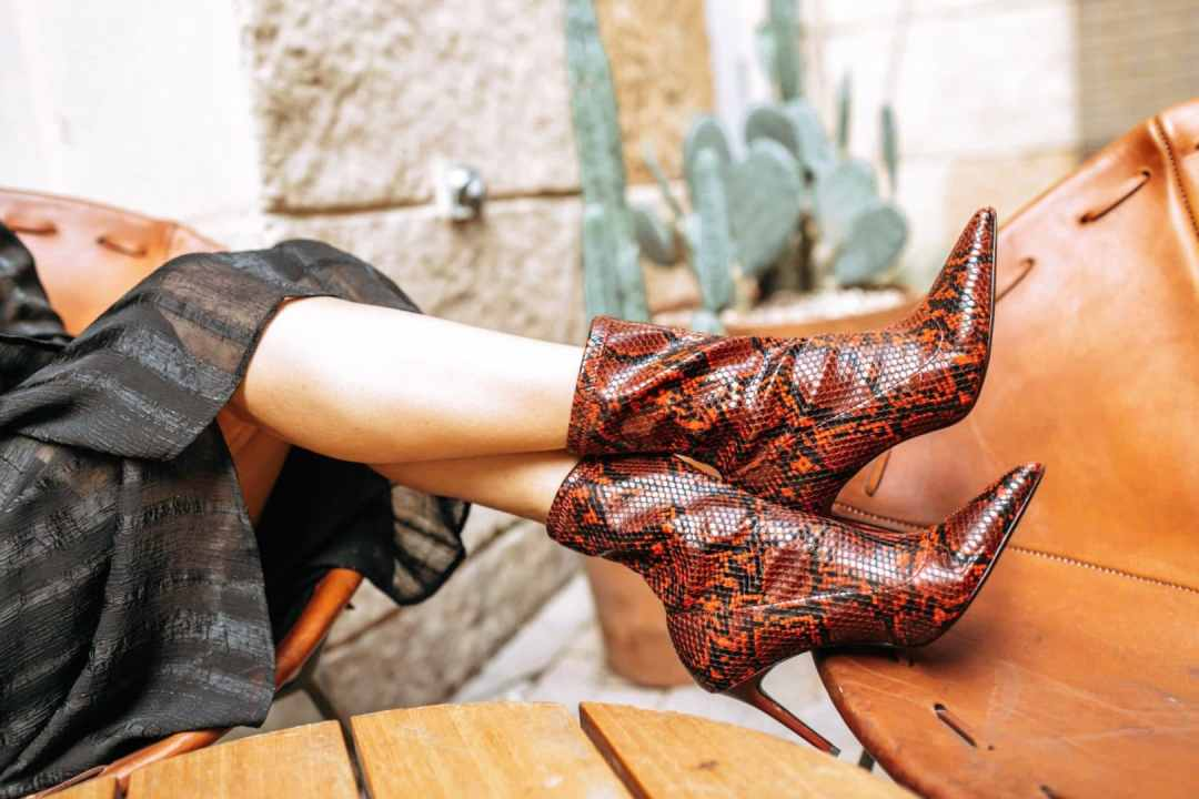 Statement Boots For Fall www.HerFashionedLife.com