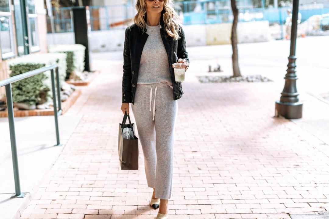 Casual Chic Outfit Monrow Her Fashioned Life