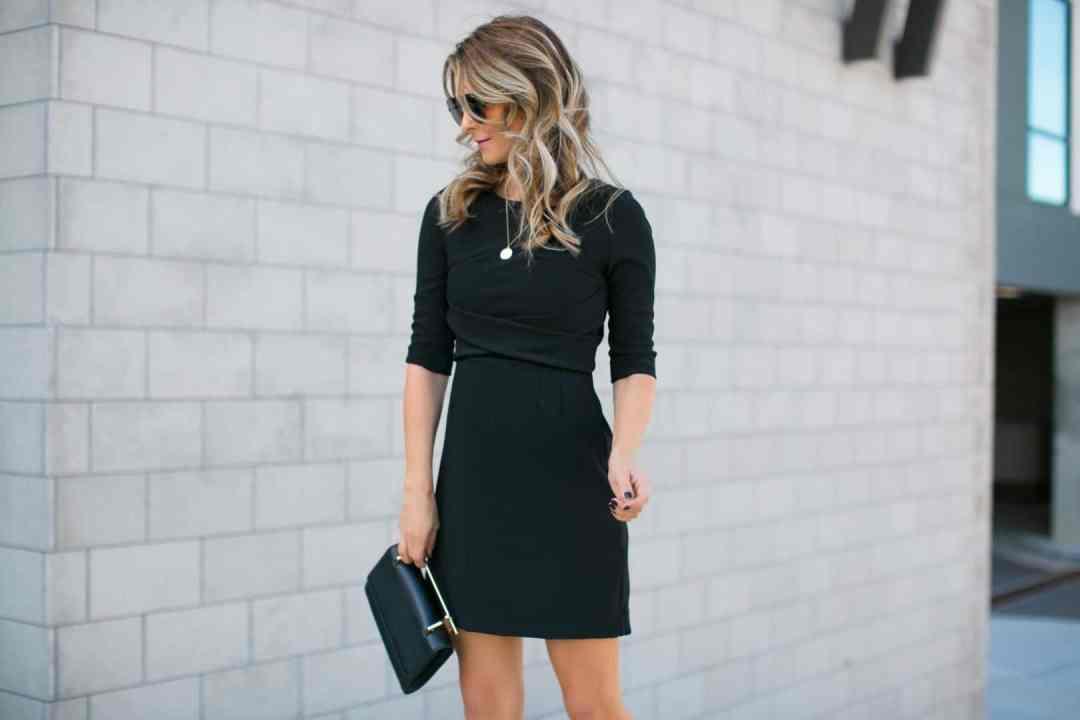 Little Black Dress www.HerFashionedLife.com