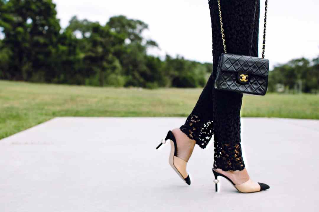 Chanel Mules Chanel Bag Her Fashioned Life
