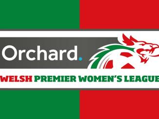 Orchard Welsh Premier Women's League logo.