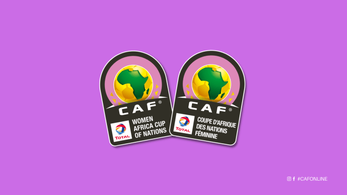 Africa Women's Cup of Nations logo