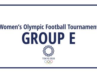 Women's Olympic Football Tournament – Group E