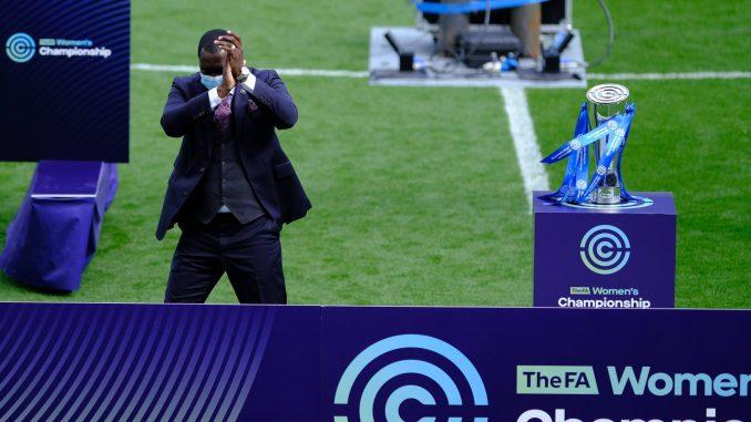 Emile Heskey applauds title-winning Leicester City