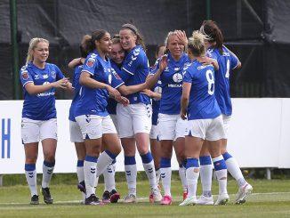 Everton-women-celebrate