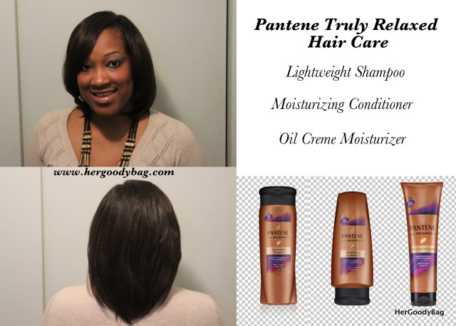 Hair Chronicles Review Of Pantene Pro V Truly Relaxed