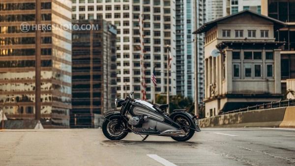 BMW R7 kit for R NineT