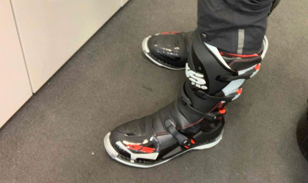 BMW GS Boots