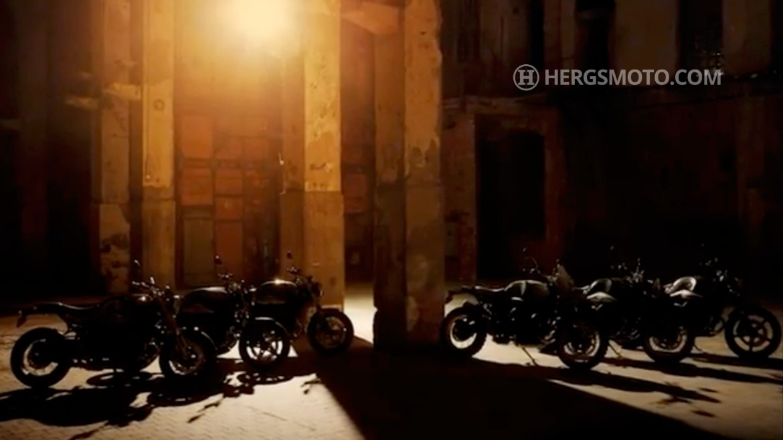 Five new BMW Motorrad Heritage models