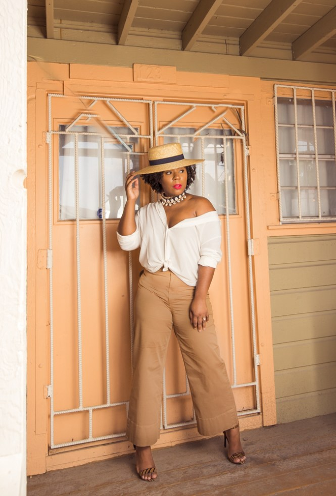 summer staples with Everlane