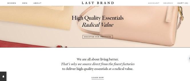 Last Brand