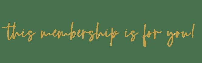Garb Membership