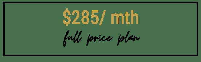 Garb Membership 3 Mth Plan