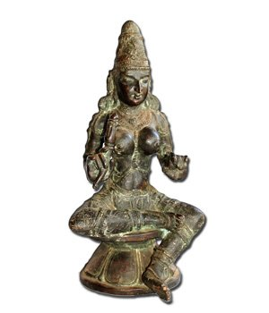Antique Lalitambika Idol