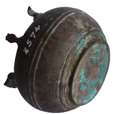 Antique Vibhoothi Pot