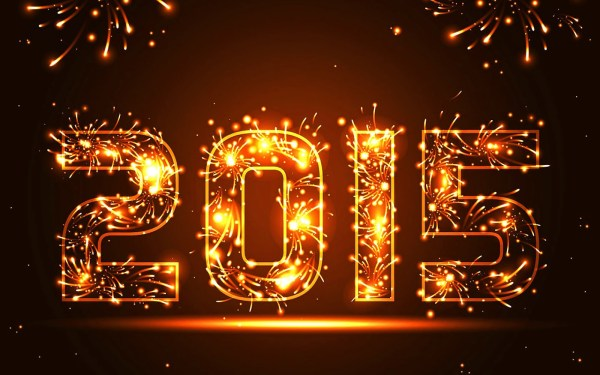 schwarzen-neujahr-2015-hintergrund-mit-feuerwerk