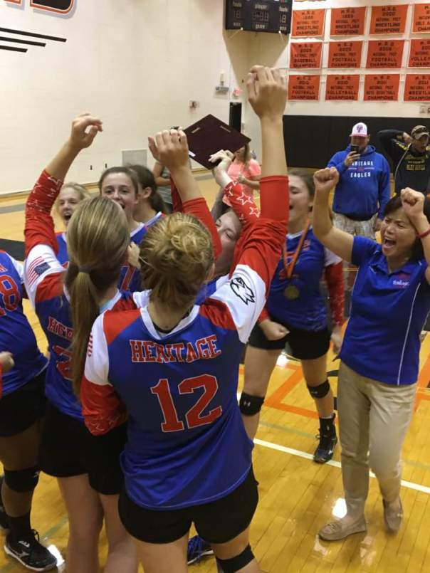 Lady Eagles Victorious at Oriole Classic
