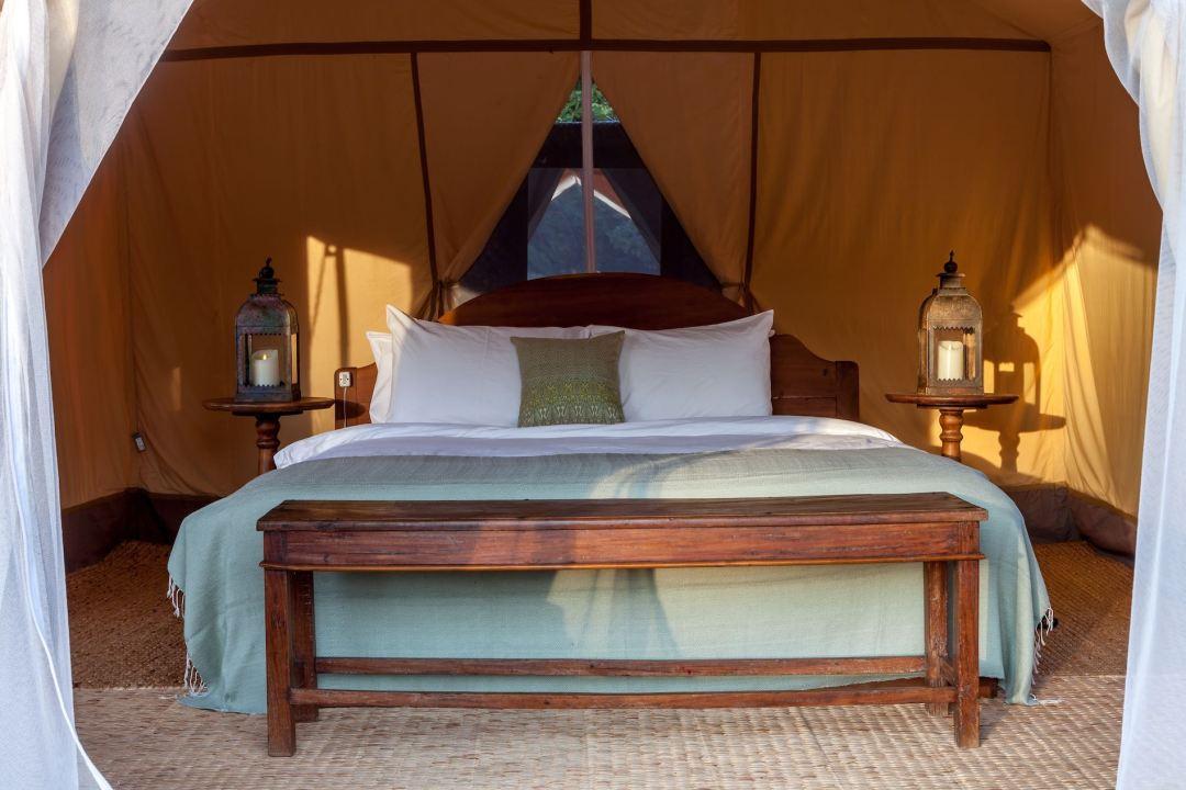 Luxury tent 6