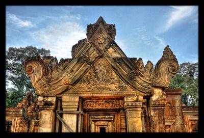 Banteay Srei and Kbal Spean