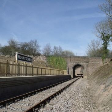 Mountsorrel station completed
