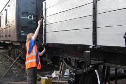 Wagon Painting