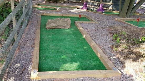 Crazy Golf Hole 6