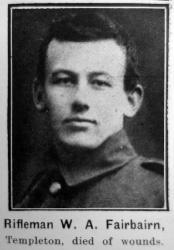 Thumbnail Image of William Arthur Fairbairn