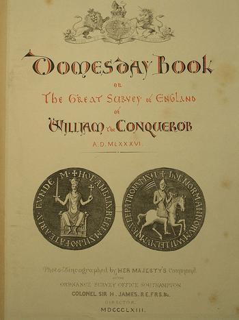 Resultado de imagen para domesday book