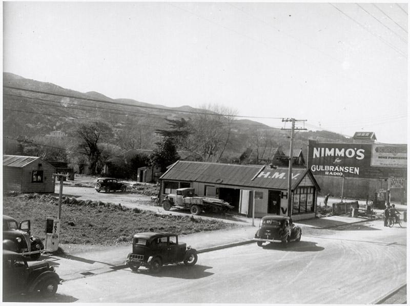 1940s high