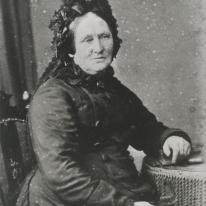 Ann Read Welch, 1804 - 1879. Hutt City Libraries Collection.