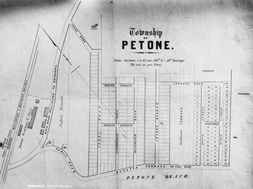 1873 petone