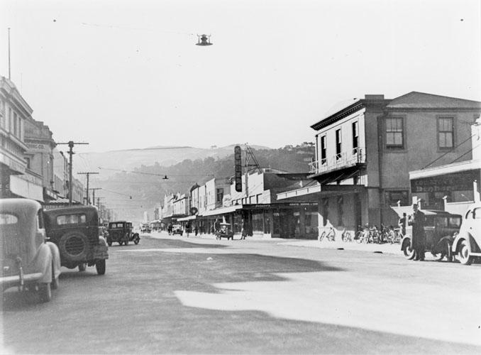 1930s j st