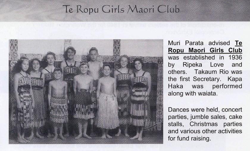 te ropu maori