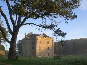 Hellifield Peel is testament to the Shaw family's determination to rescue a Grade II listed tower house and scheduled monument using traditional building materials and techniques to create a beautiful B&B in an important park landscape.