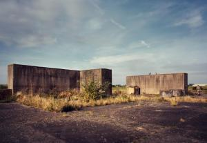 Thos Missile Site at the former RAF North Luffenham, listed at Grade II*.