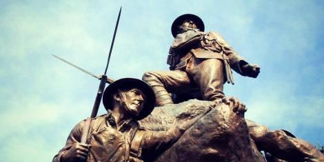 Oldham's First World War Memorial