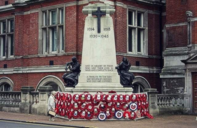 Croydon War Memorial