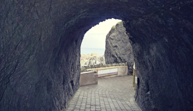 The Tunnels Beaches, Ilfracombe, Devon