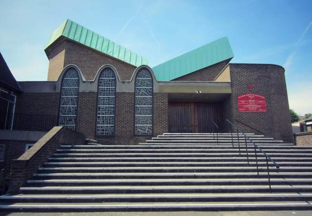 English Martyrs, Strood, Kent Copyright_Andrew Derrick Architectural History Practice and Diocese of Southwark