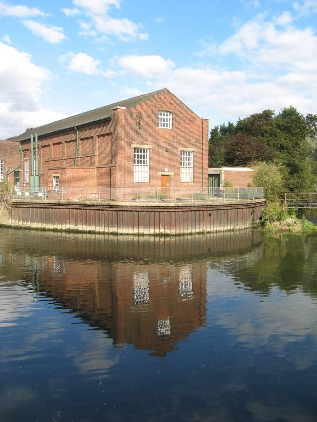 Filter House, Sandford Mill