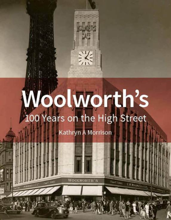woolworths book