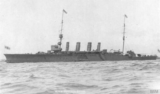 IMAGE 6 - HMS Nottingham