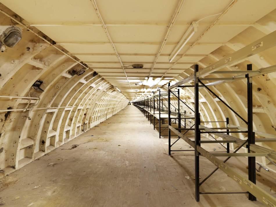 Underground DP158003
