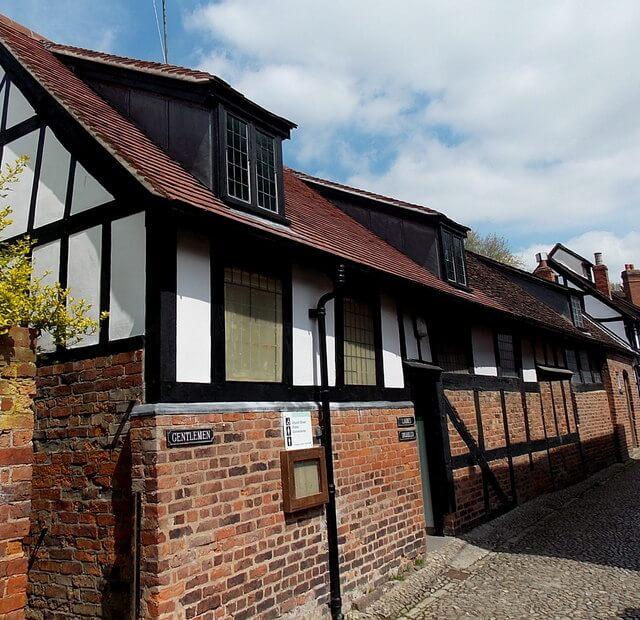 Church Lane ledbury