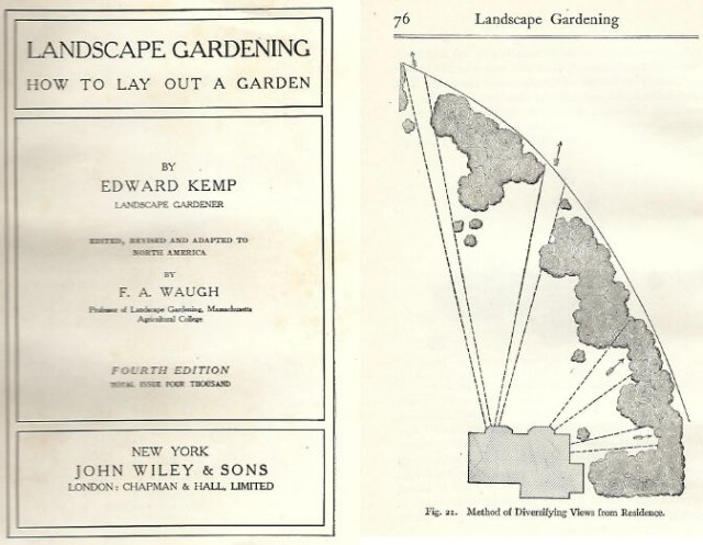 How to Lay Out a Garden, Edward Kemp