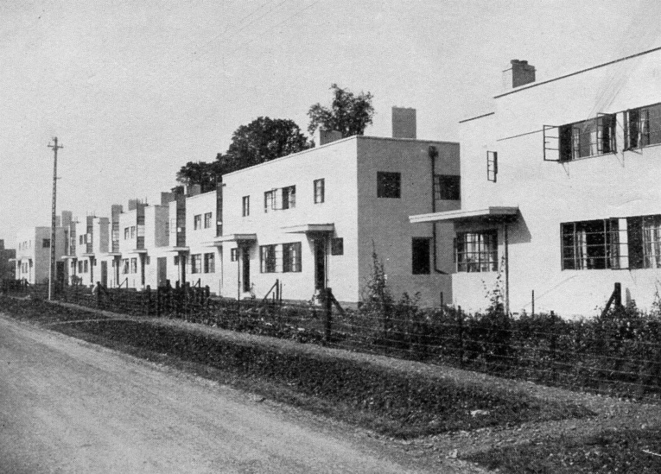 P0000310 Silver Street from Fifty Years of Work _ Play published in 1934